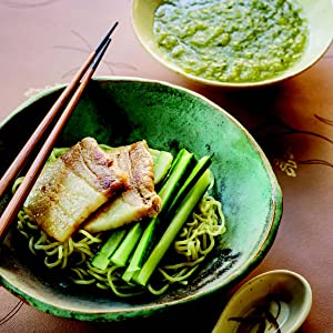 Chilled Cucumber Tsukemen