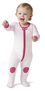 sleepsie cuddly baby romper pajamas PJs