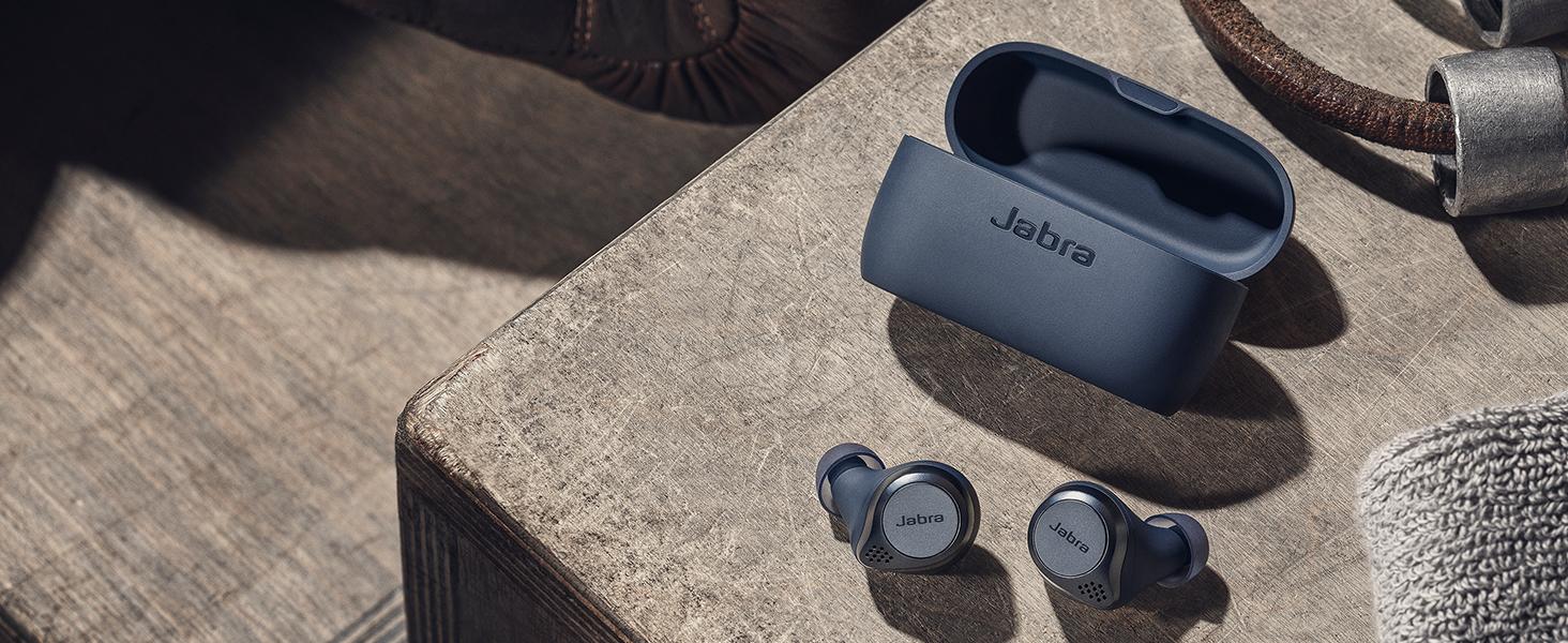 Jabra Elite Active 75t;Auriculares inalámbricos;Bluetooth;de llamadas y música sin cables;