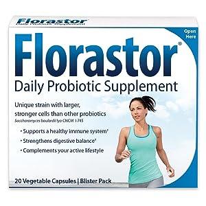 Florastor 20 capsules