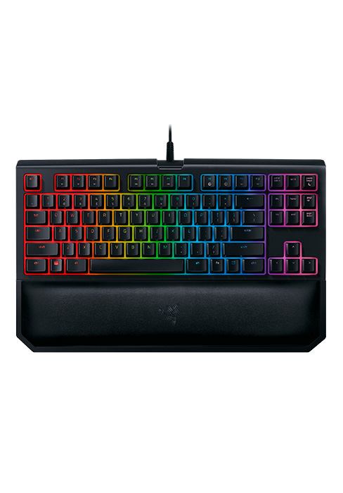 68d75b1506c Amazon.com: Razer Ornata Chroma Gaming Keyboard: Mecha-Membrane Key ...