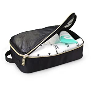 itzy ritzy, itsy ritzy, packing cubes, ju ju be organized, travel bags, diaper bag packing cubes