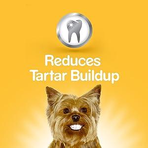 Reduces Tartar Buildup, Dog Bones, Treats for Dogs, Bad Dog Breath, Breath Mint, Toothbrush
