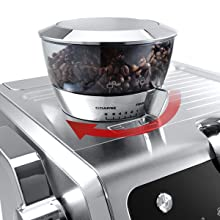 grinding technology; coffee grinder