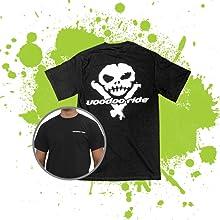 Amazon.com: Voodoo Ride VRS-Black-XXL T-Shirt: Automotive
