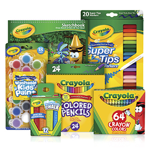 Crayola, Color, Draw, Paint, Marker, Pencils, Crayons, Paint, Chalk, Fun, Art, Crafts