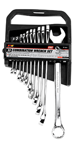 Combo wrench, wrench set, combination wrench, box wrench, spanner wrench, open ended wrench, socket