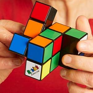 Scrambled Rubik's Tower