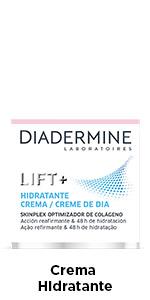 Diadermine - Crema de Día Lift+ Hidratante- Con tecnología ...