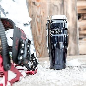 Stainless King, steel, metallic, mug, tumbler, travel mug, travel tumbler, insulated cup, insulated