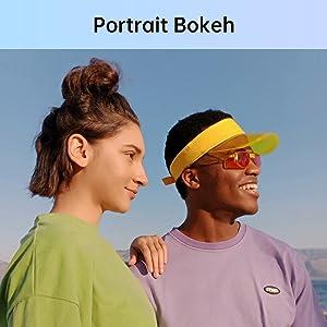 Portrait Bokeh