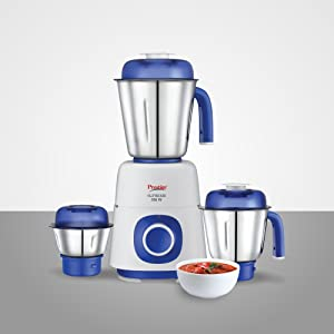 Prestige Supreme Mixer Grinder With 3 Jars Stainless Steel