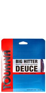 Big Hitter Deuce Tennis Strings