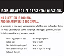 Jesus-Centered Bible 9 Essential Questions