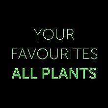Favourites, all, plants, vegan