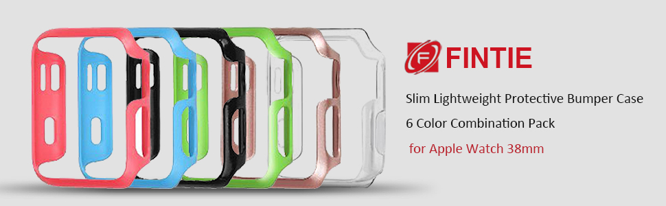 slim and lightweight apple watch case 38mm