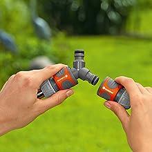 connector, adaptor, gardena