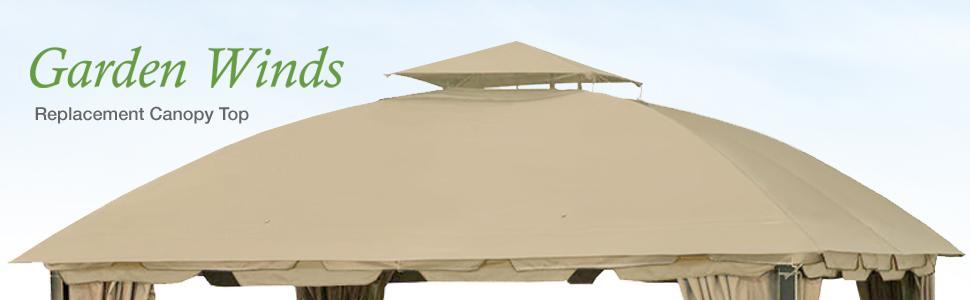 Amazon South Hampton Gazebo Replacement Canopy Garden