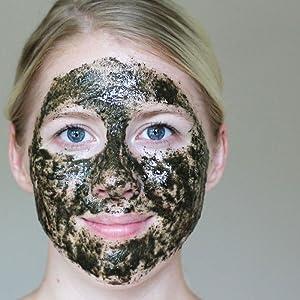 honey matcha antioxidants l-theanine metabolism numi organic gunpowder green tea facial mask