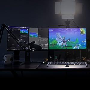 Game & Stream