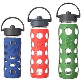 lifefactory, life factory, bottle, water bottle, sport bottle, straw cap, straw bottle