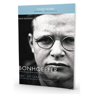 Bonhoeffer; eric metaxas; study guide