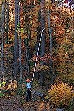 Silky, Hayate, pole saw, polesaw, telescoping, landscaping, arborist, tree cutting