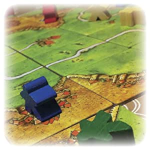 Devir 222593 - Carcassonne, juego de mesa (versión en castellano): Amazon.es: Juguetes y juegos