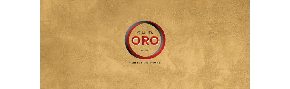 Lavazza Café en Grano, Qualità Oro Perfect Symphony, Café Espresso 100% Arábica Redondo y Aromático, Paquete de 1 Kg: Amazon.es: Alimentación y bebidas
