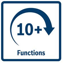 plus de 10 fonctions