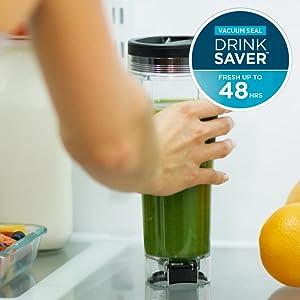 IV701, Ninja, Blender, Duo, Micro-Juice, Drink Saver