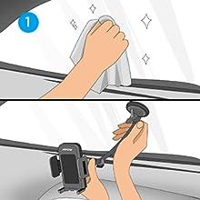 cellphone holder for car