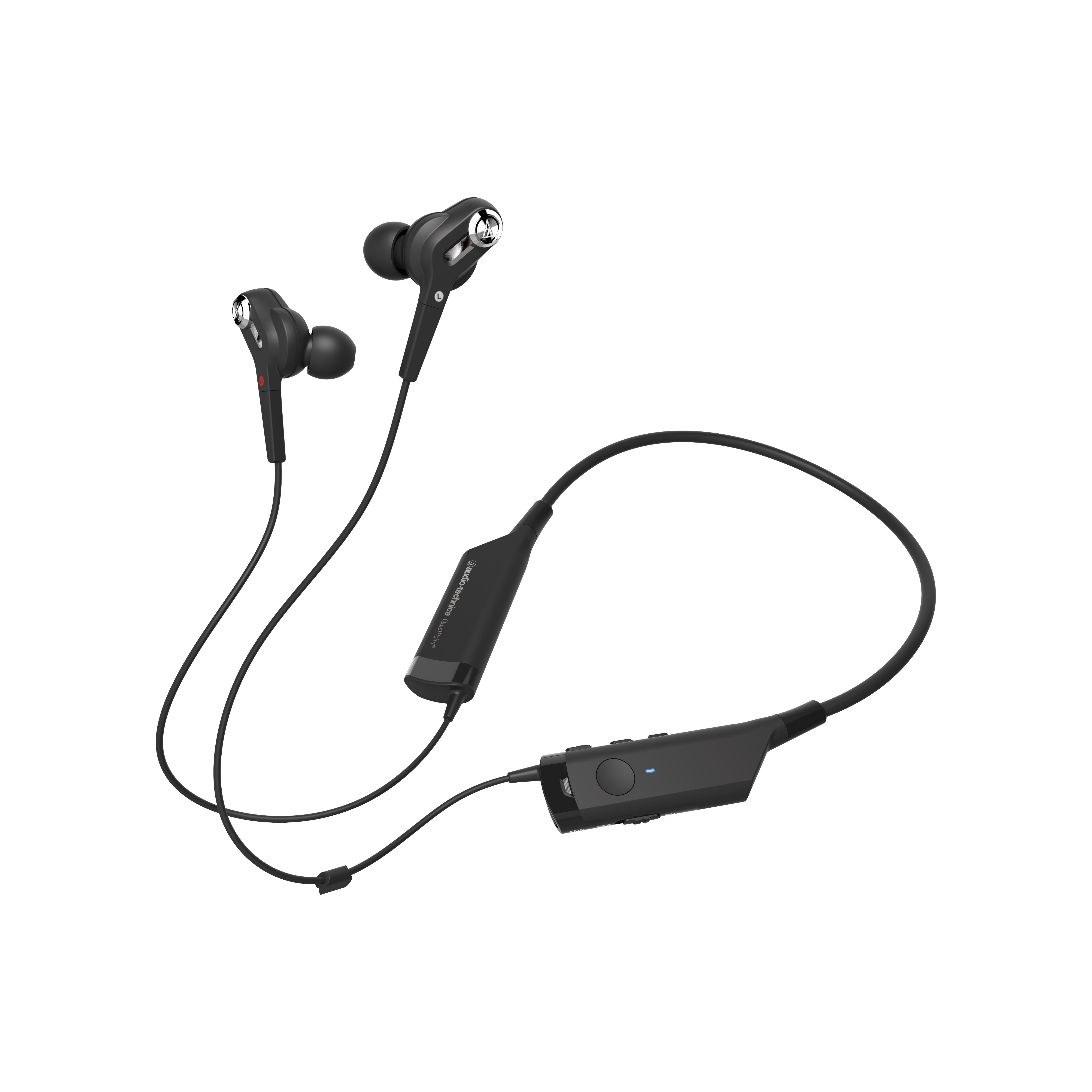 Audio-Technica ATH-ANC40 BT Black