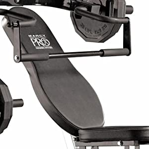 Marcy Pro Pm4400 Leverage Home Multi Gym And Bench Amazon