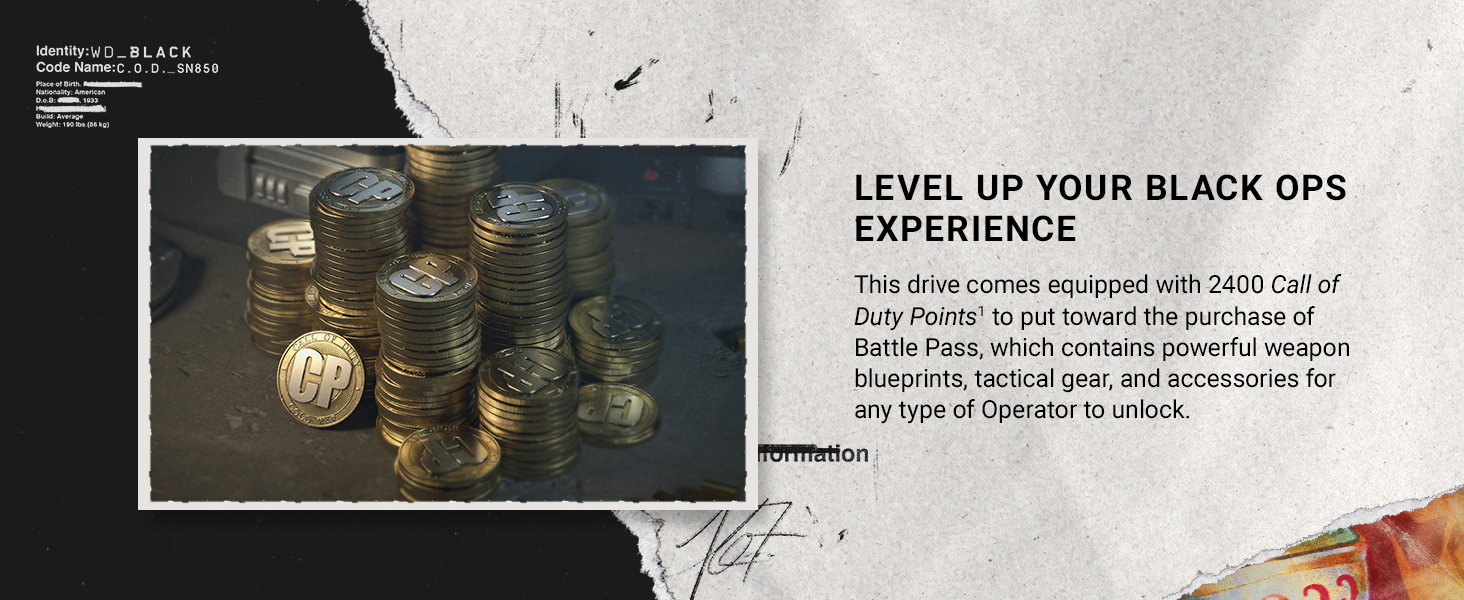 Level up your Black Ops experience