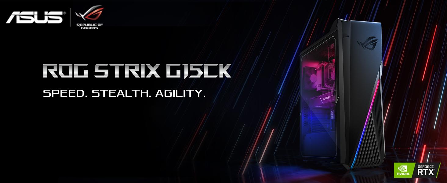 ROG Strix G15CK