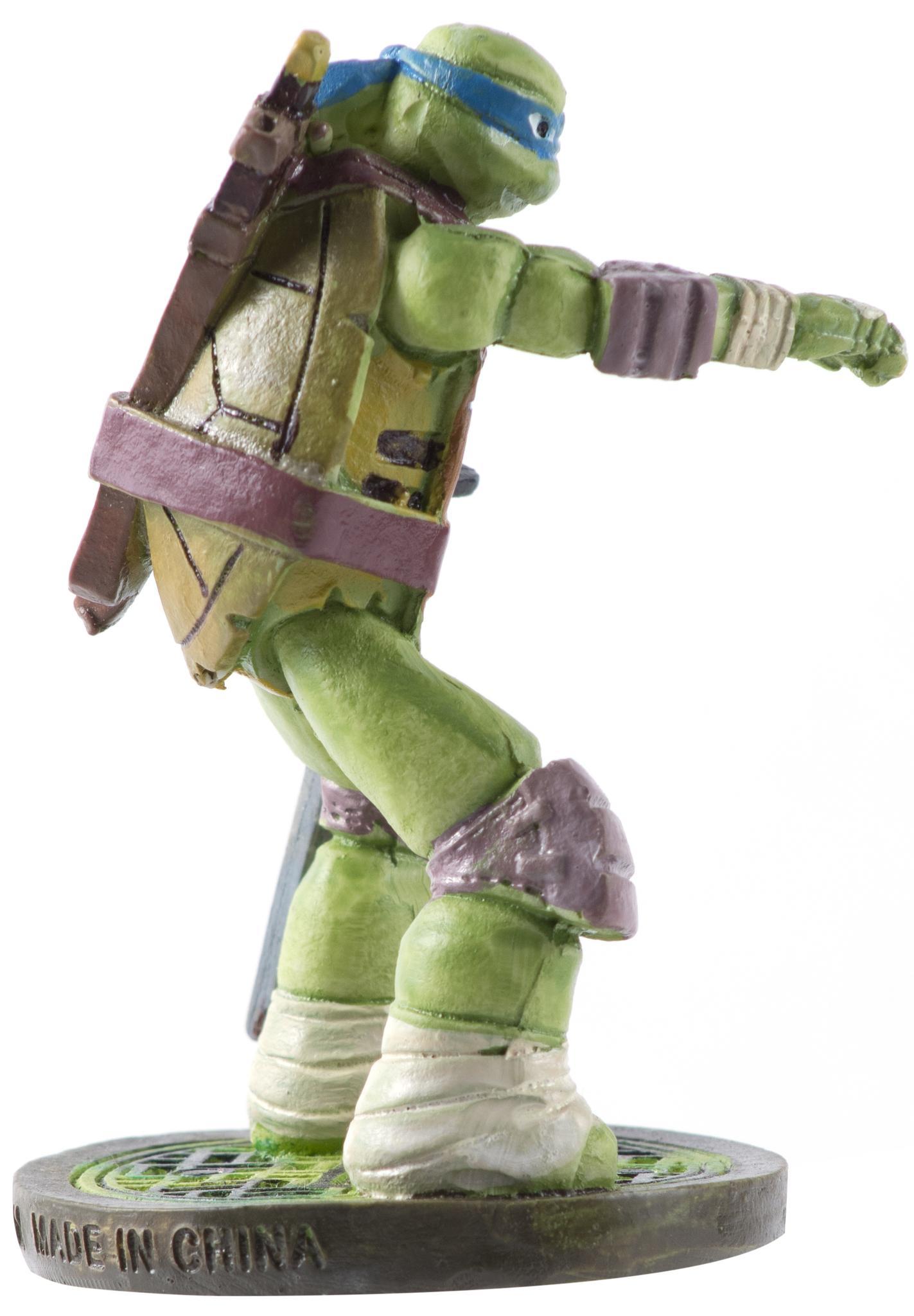 Amazon.com: Penn-Plax Teenage Mutant Ninja Turtles Leonardo ...