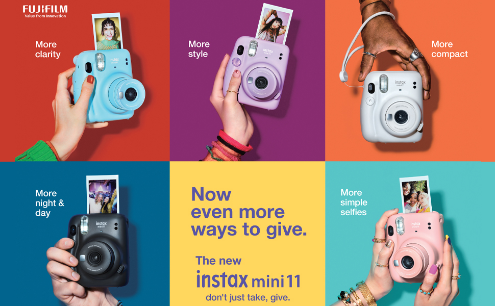 Instax Mini 11;Instax;Mini 11;Mini 9
