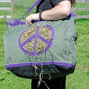 Shoulder strap for easy carrying