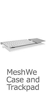 Bluefin; meshwe; bluetooth; apple; keyboard; trackpad; touchpad; magic;