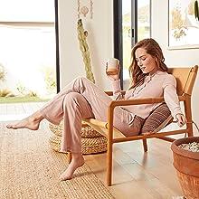 marika, lounge, cotton pants, leggings, cotton leggings, leggings for women