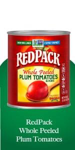 redpack tomatoes