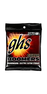 .012-.036 10-Strings E9 Tuning GHS Boomers Pedal Steel Guitar String Set