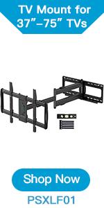 long arm tv wall mount bracket