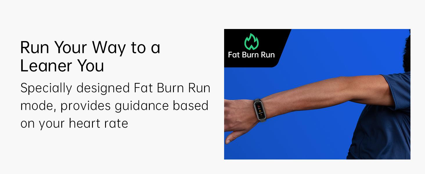 Fat Burn Mode