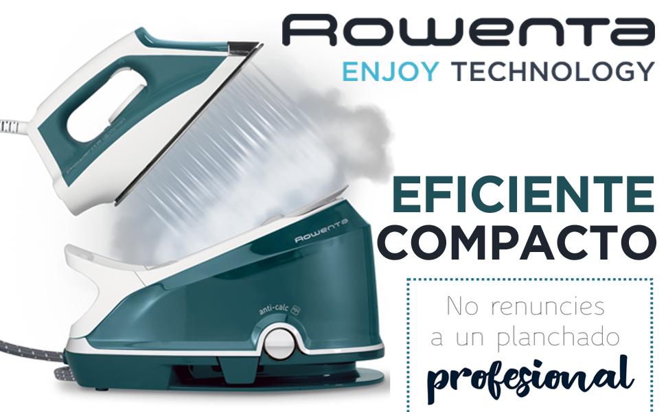 Rowenta Compact Steam Extreme DG7521 Centro de planchado ...