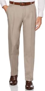 mens dress pants, dress pants, perry ellis