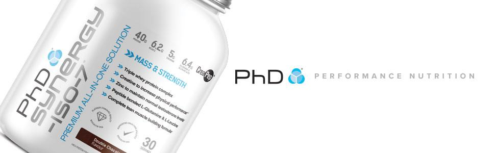 PhD Synergy Powder