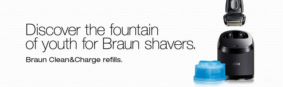 Braun 92B Electric shaver Replacement part