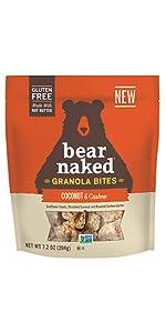 Kroger - Bear Naked Dark Chocolate & Sea Salt Gluten Free
